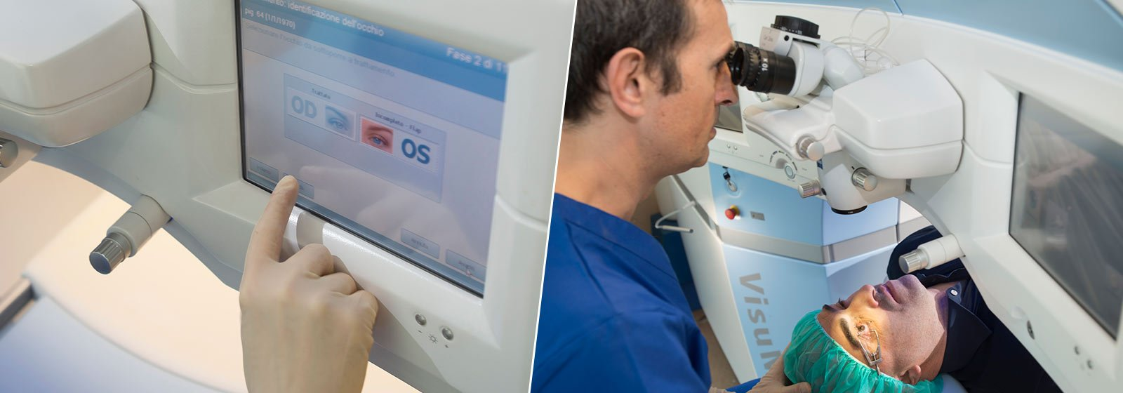Chirurgia refrattiva Laser
